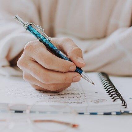 Ustalenie rutynowego pisania